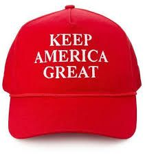 TRUMPMAGAS SHOWS IN STOCK
