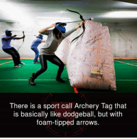 archery tag singapore venue
